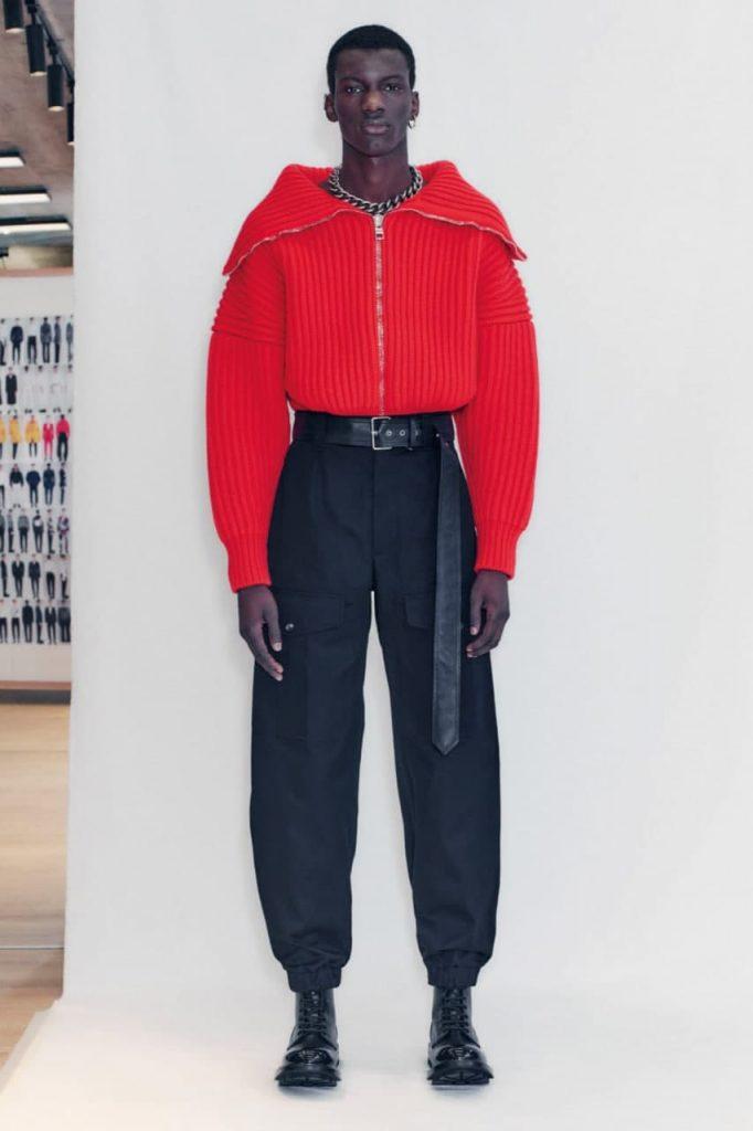 Alexander McQueen2022 мода