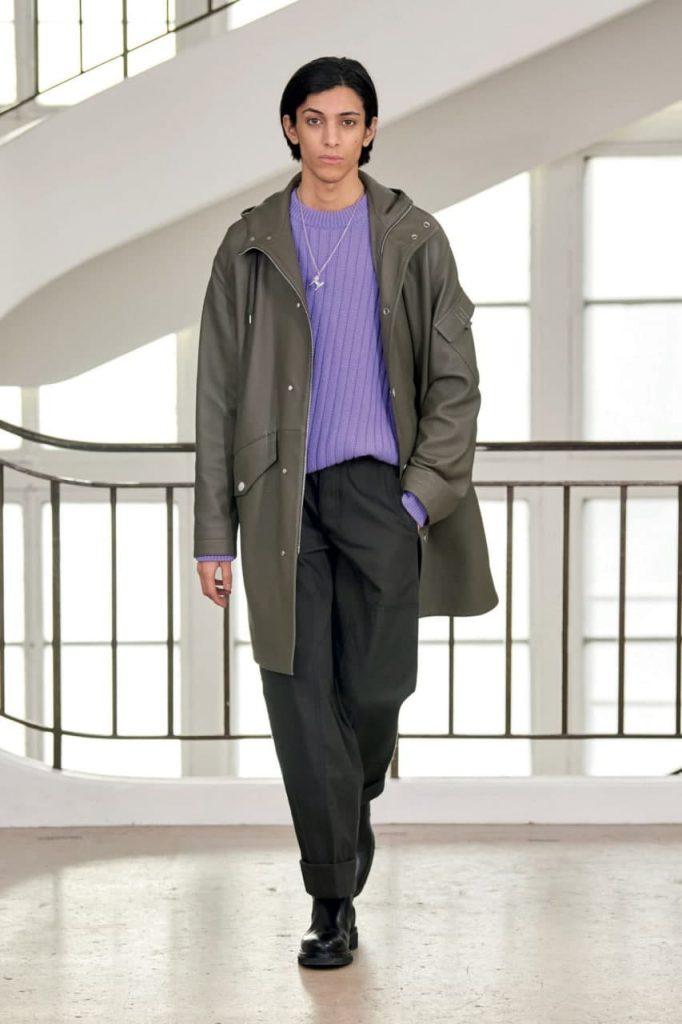 Hermès2022 подиум