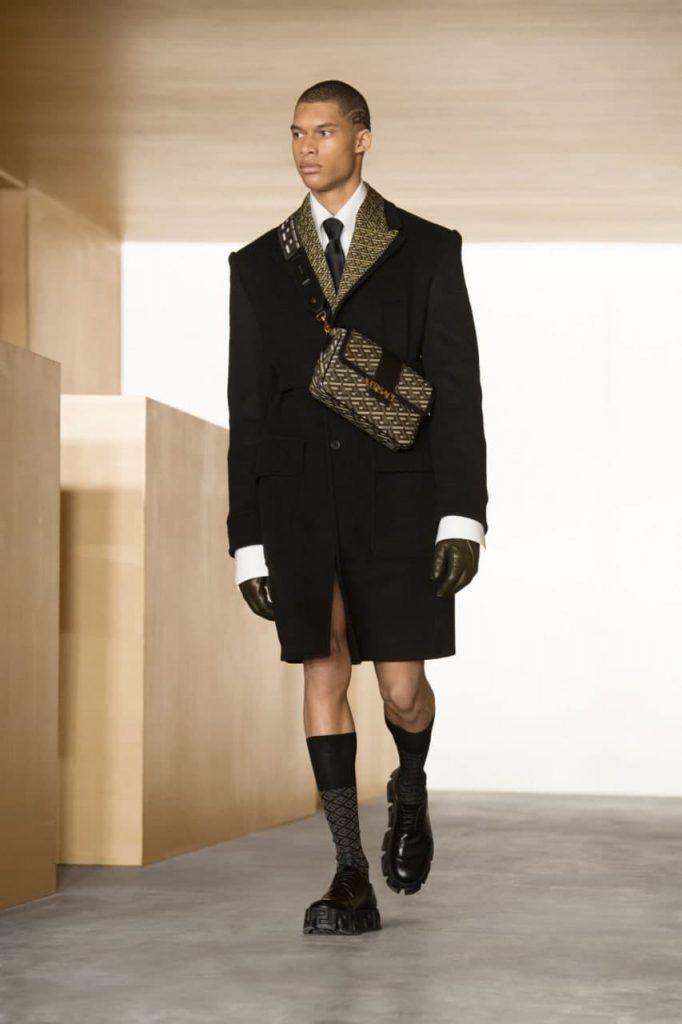 Versace новая мода