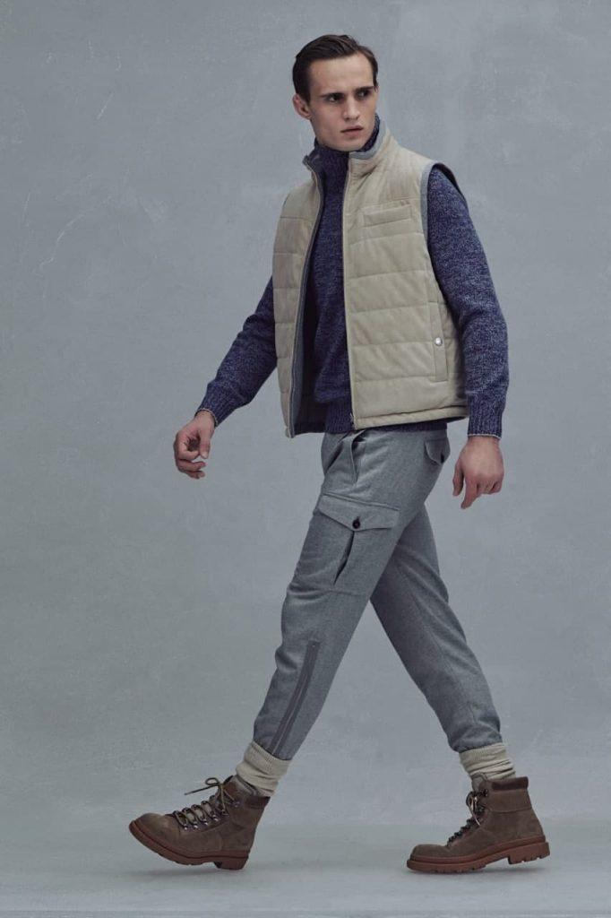 Brunello Cucinelli 2022 мужской стиль