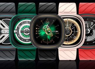 обложка умные часы Doogee DG Ares