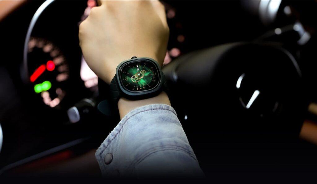 стильные умные часы Doogee DG Ares